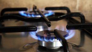 como limpiar quemadores de gas
