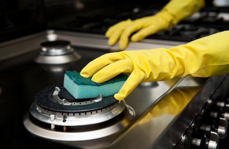 Como limpiar quemadores de cocina a gas