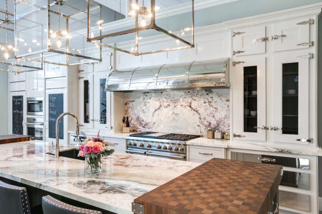 como limpiar el marmol de la cocina