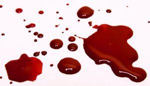 como limpiar sangre