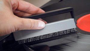 como limpiar discos de vinilo