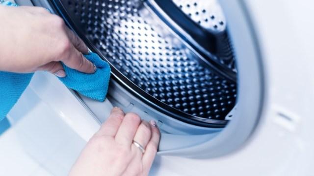 como limpiar la lavadora